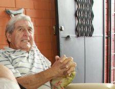 Julio Nixon García será intervenido el viernes en el Hospital Nacional de Guastatoya. (Foto Prensa Libre: Eddy Recinos)
