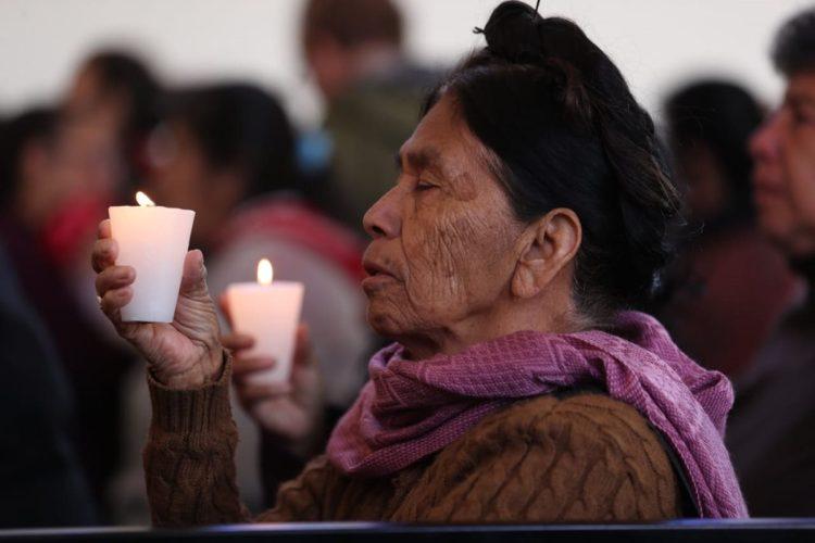Al Santuario no solo llegan feligreses de la capital, es muy bien conocido, que muchísimos guatemaltecos del interior se acerquen al templo durante la quincena de Diciembre.