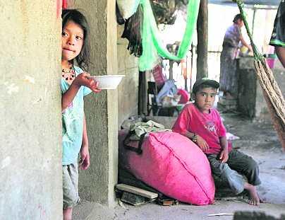Pobreza en Guatemala aumenta, según Segeplan