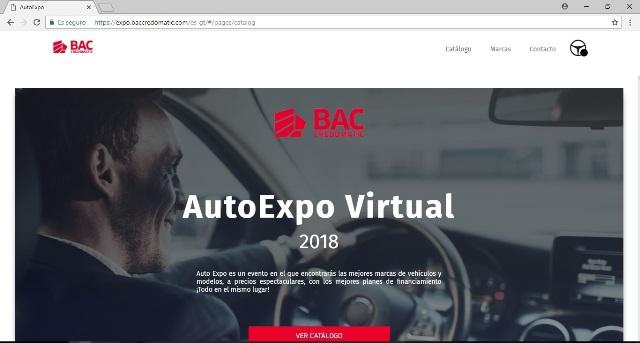 BAC Credomatic presenta experiencia virtual