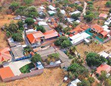 Terrenos en la frontera de El Salvador y Guatemala habrían sido adquiridos por el clan de los Quijada para trasegar armas, narcóticos y otros objetos ilícitos. (Foto Prensa Libre: La Prensa Gráfica)