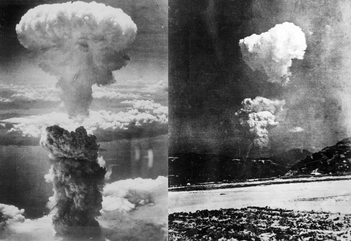 1945: horror nuclear sacude a Japón