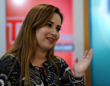 Irasema Meléndez, presidenta de Cobán Imperial, negó que en el estadio José Angelo Rossi se le diera bebidas alcohólicas a los árbitros. (Foto Prensa Libre: Hemeroteca)