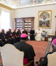 El papa Francisco ha promovido una serie de reformas en el Vaticano. (Foto Prensa Libre: EFE)