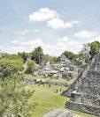 Las distintas ciudades mayas estuvieron enfrascadas en una serie de guerras. Tikal —en la fotografía— y Dos Pilas mantuvieron una gran rivalidad.
