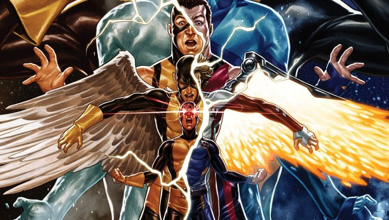 Marvel anunció el lanzamiento del evento Extermination (Foto Prensa Libre: Marvel Comics).