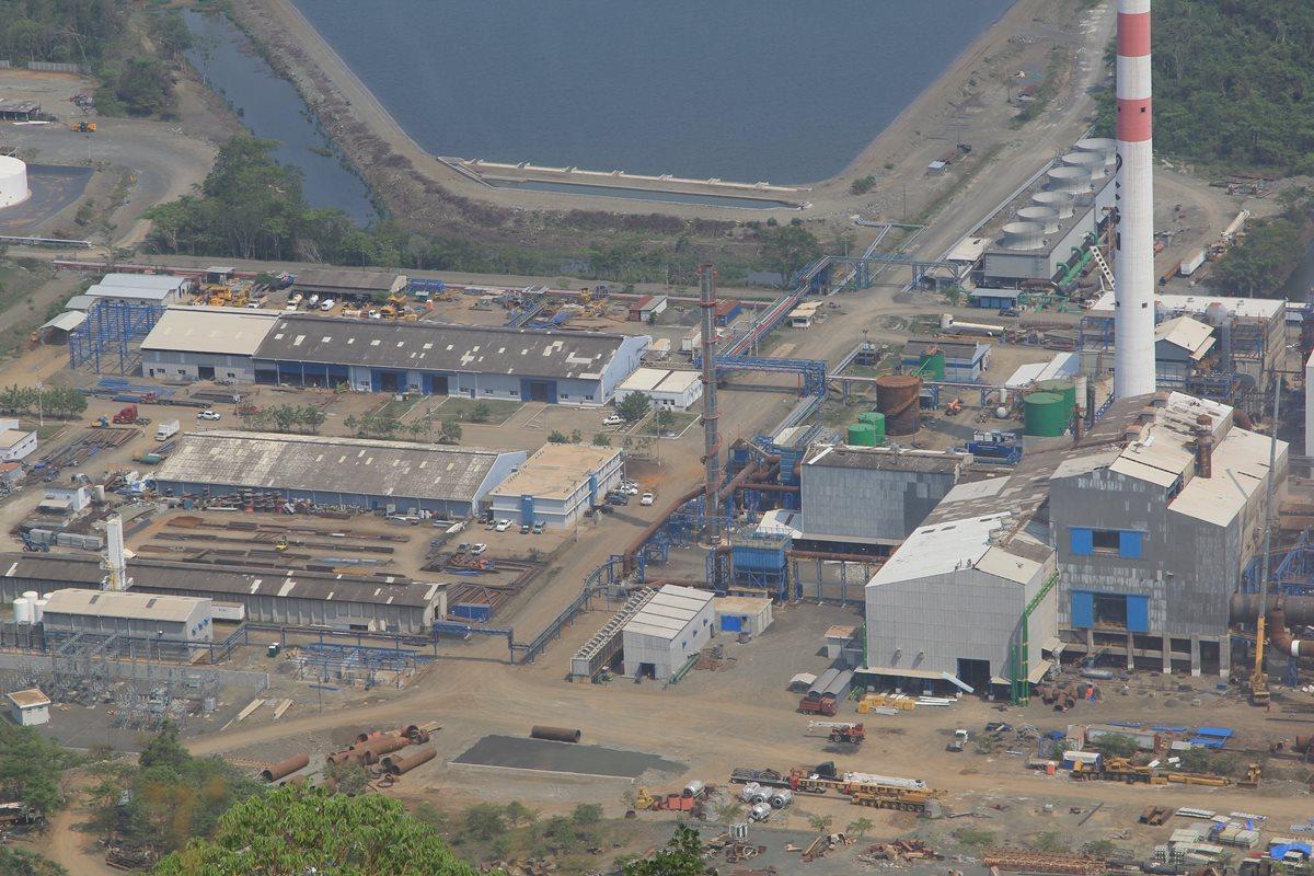 Suspenden operaciones de la Empresa Guatemalteca de Níquel
