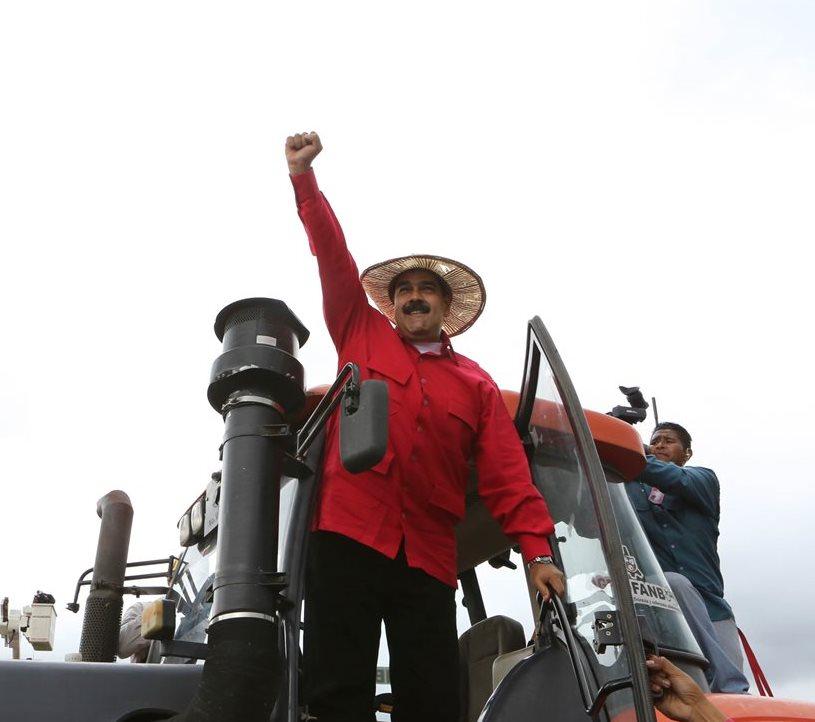 Gobierno de Maduro admite reuniones secretas con opositores