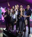 El grupo Ogilvy, Honduras, ganadores del Oro. (Foto Prensa Libre: Estuardo Paredes)