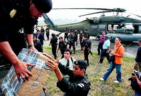 Comisión Nacional para la reforma de Política de Drogas recomendó que el país tenga una política de drogas. (Foto Prensa Libre: Archivo)
