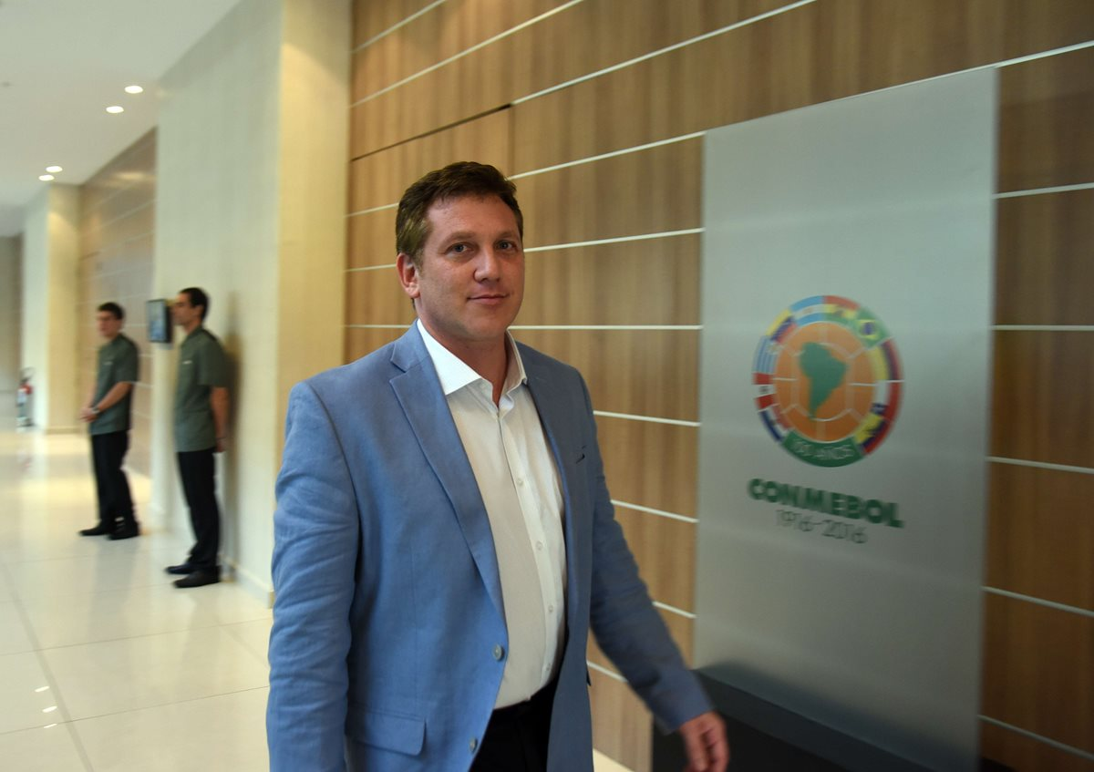 La Conmebol elige a Alejandro Domínguez como presidente