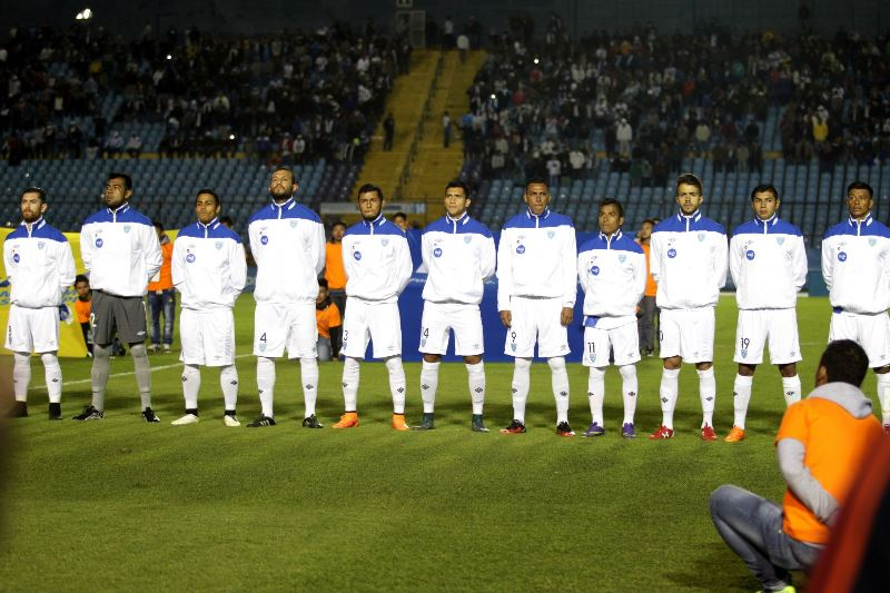 La Selección Nacional volverá a jugar el 2 de marzo,. pero contra El Salvador. (Foto Prensa Libre: Norvin Mendoza)