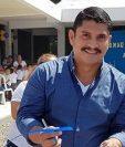 Edgar José García Monroy ha sido denunciado por trabajadores de la comuna. (Foto Prensa Libre: Cristian Soto).