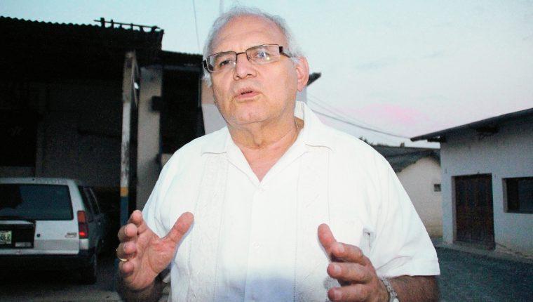 Cardenal Álvaro Ramazzini, obispo de la Diócesis de Huehuetenango. (Foto Prensa Libre: Hemeroteca PL)