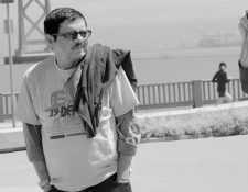 Carlos Pontaza falleció este sábado, según confirmó su familia. (Foto Prensa Libre: Redes Sociales)