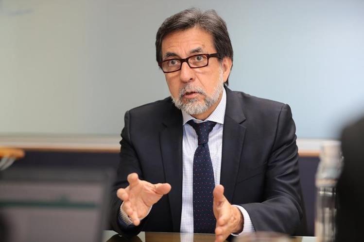 Luis Arreaga, embajador de Estados Unidos en Guatemala. (Foto HemerotecaPL)