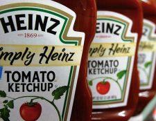 La fusión de Kraft y Heinz dejará sin empleo a 2,500.(Foto PL-AP)