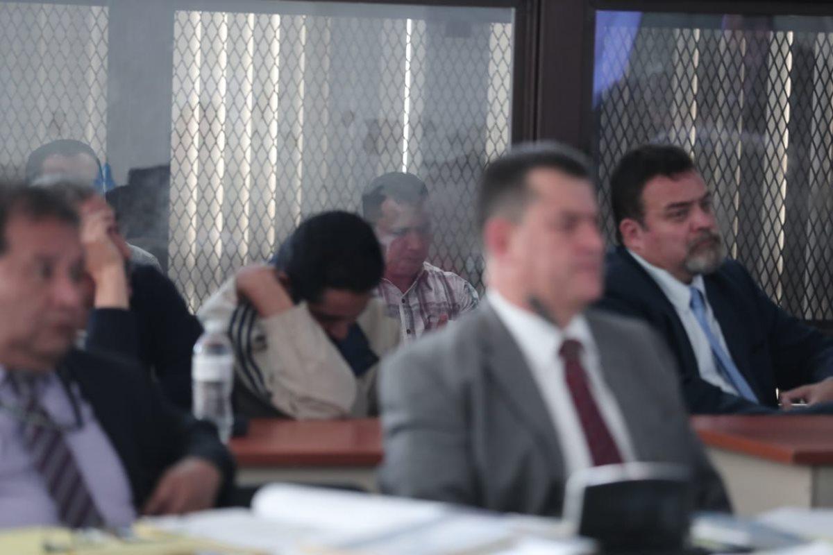 MP pide penas de entre 5 a 25 años a exfuncionarios de presidios