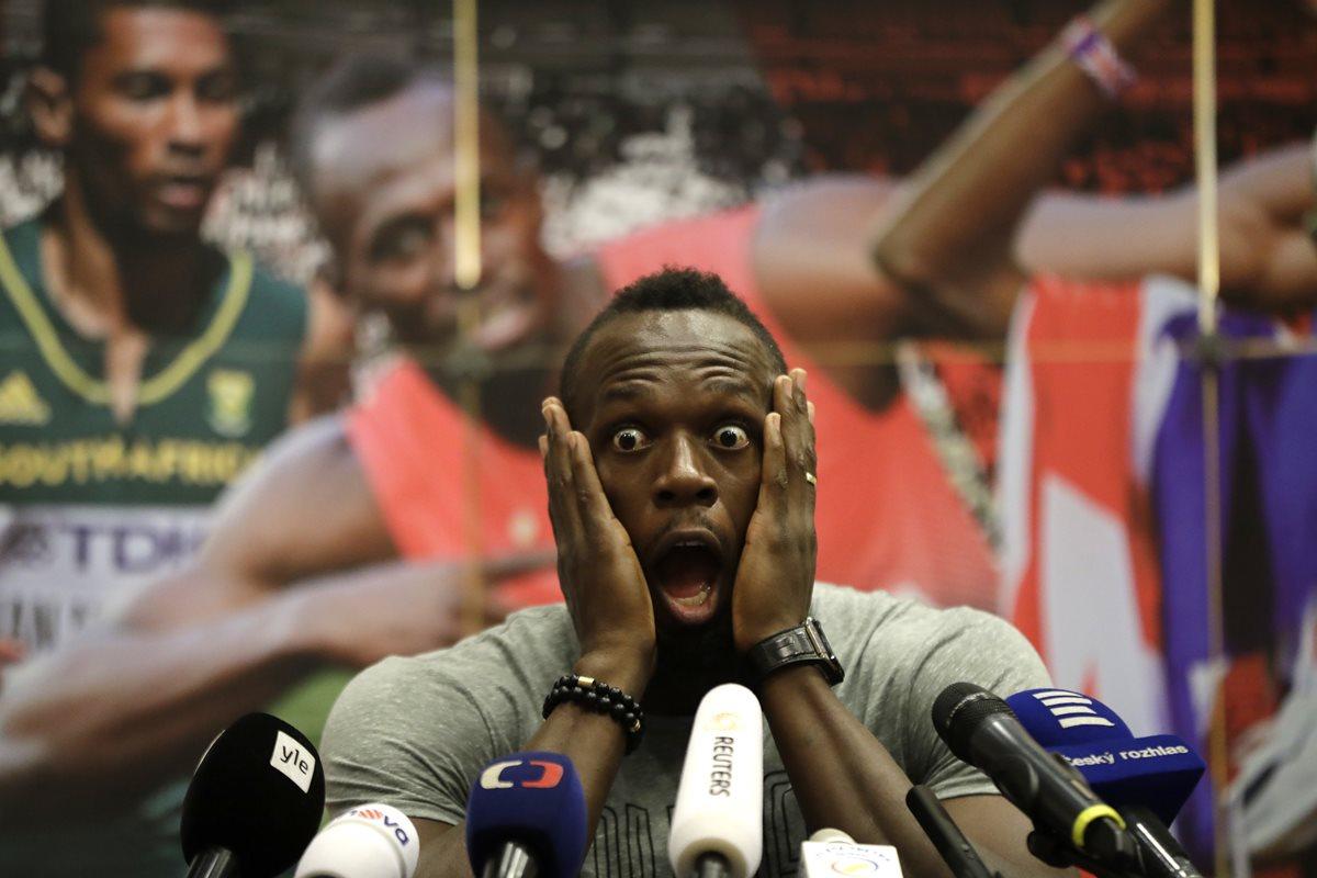 Bolt tiene curiosidad por saber quién será su sucesor
