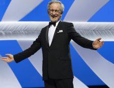 Steven Spielber ha dirigido y producido más de cuarenta proyectos cinematográficos. (Foto Prensa Libre: EFE)
