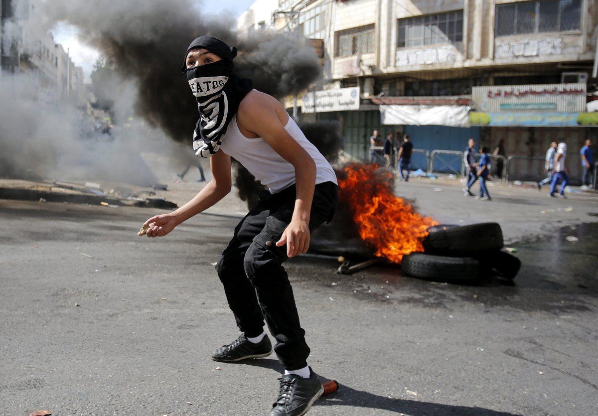 Un israelí herido por disparos cerca de colonia judía en Hebrón