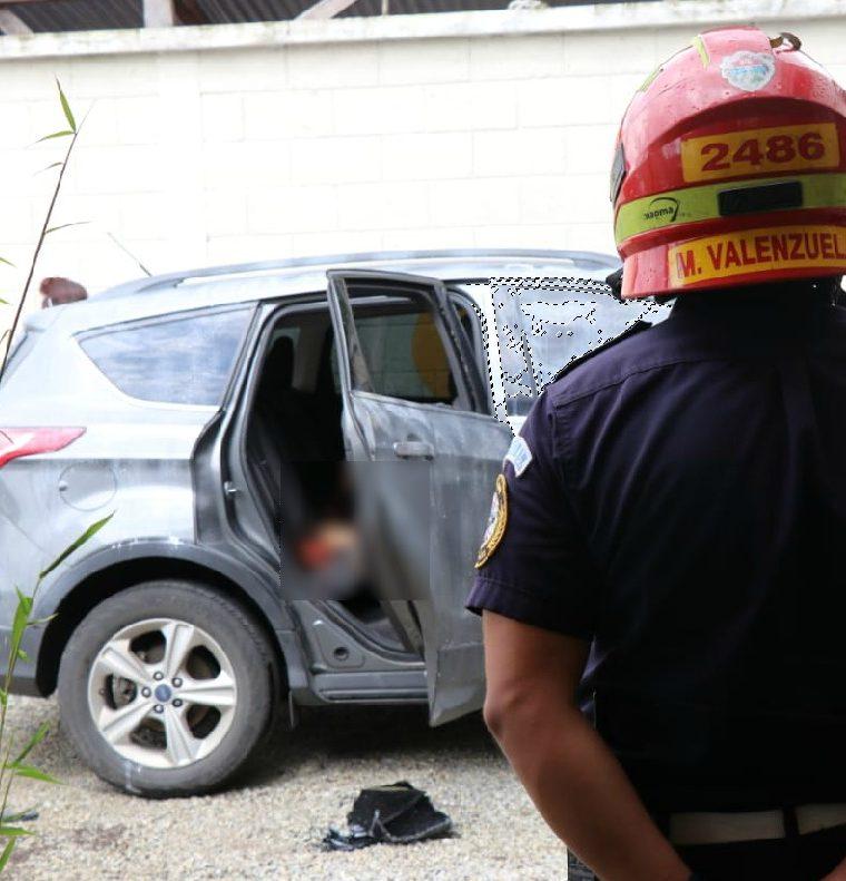 Las víctimas fueron atacadas con arma blanca. (Foto: Bomberos Municipales)