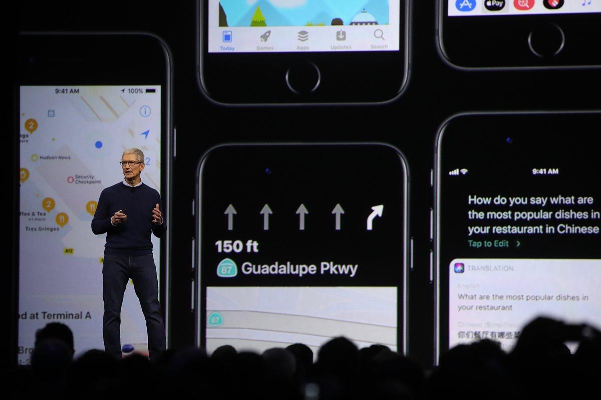 Apple lanza el iOS 11 e ilusiona con iPad Pro, iMac Pro y el altavoz HomePod