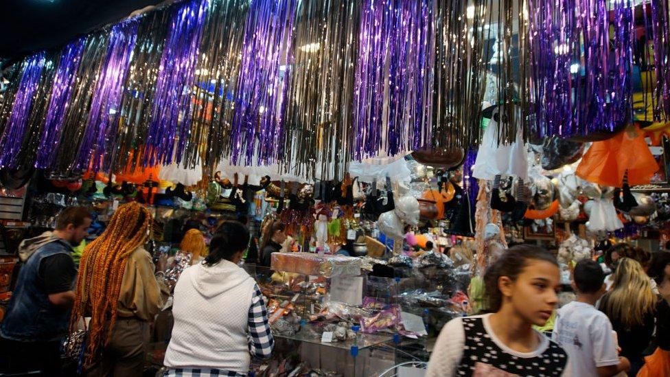 La celebración se ha exportado a muchos países. GETTY IMAGES