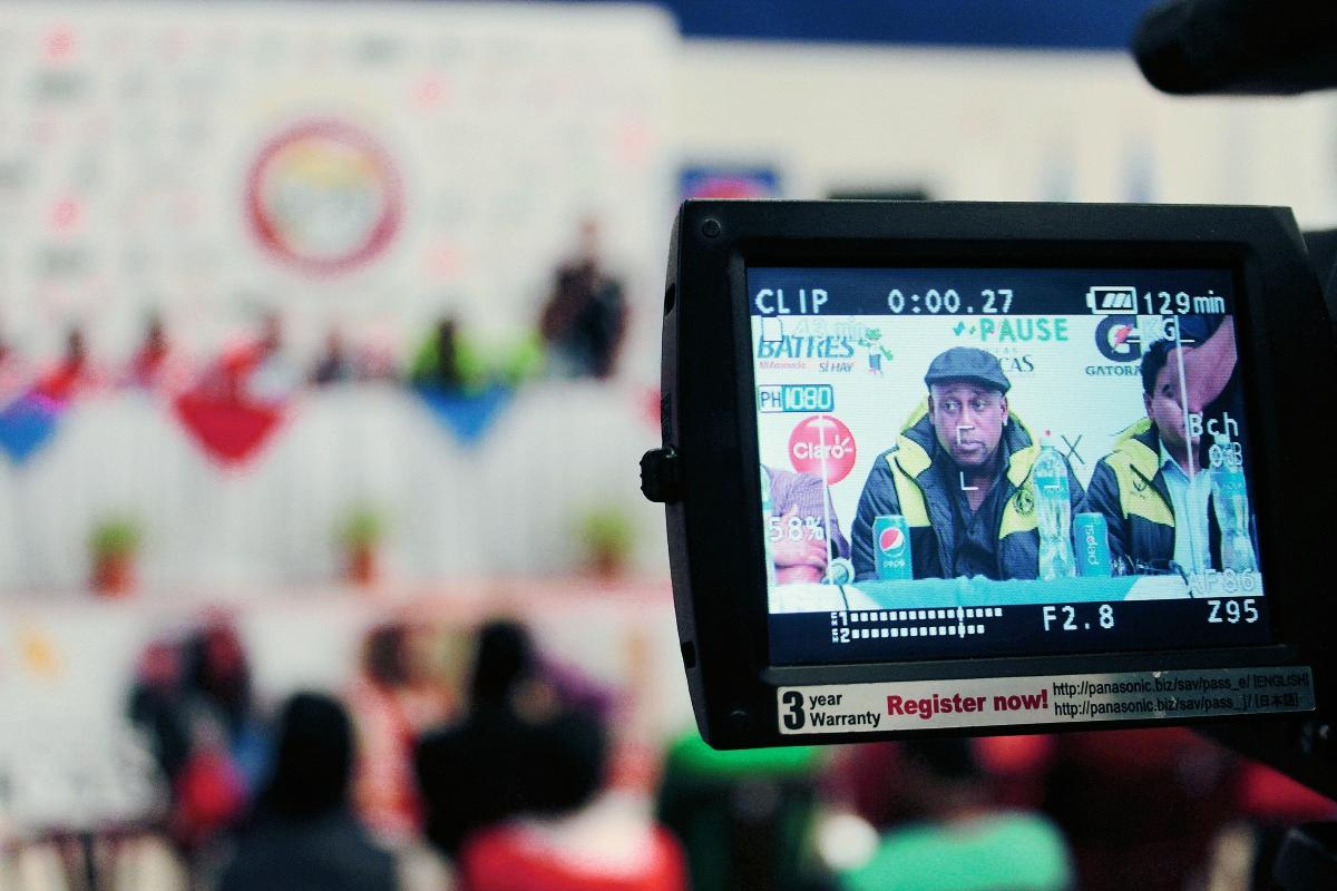 Medford regresa a Xelajú y quiere ser campeón. (foto Prensa Libre: Carlos Ventura)