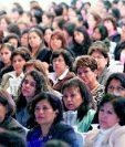 El Foro de Mujeres para buscar herramientas para su empoderamiento a fin de transformar la sociedad se efectuará en México. (Foto, Prensa Libre: Hemeroteca PL).