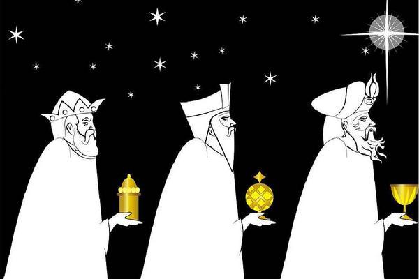 El 6 de enero se celebra en el mundo cristiano el Día de Reyes. (Foto Prensa Libre: Hemeroteca PL)