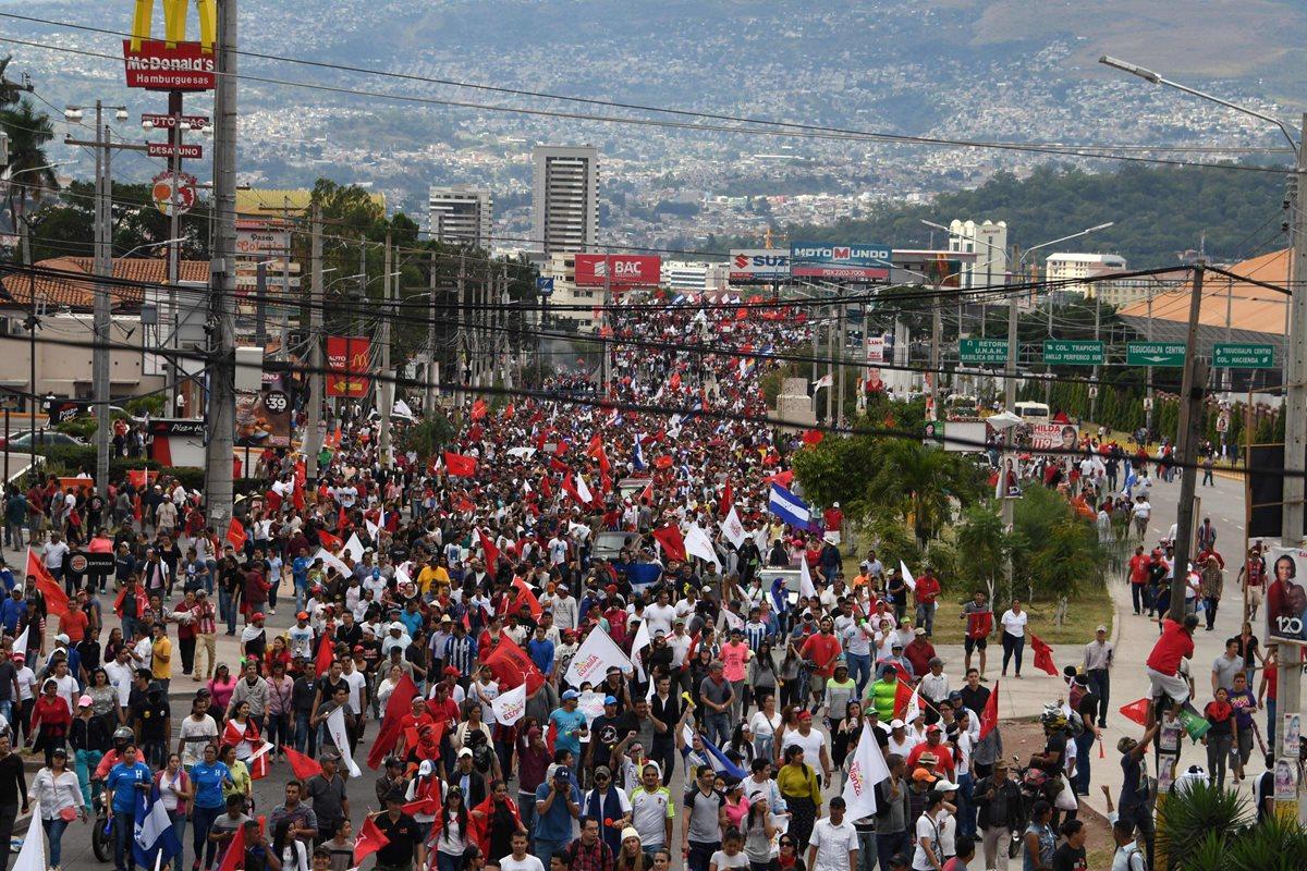 Gobiernos centroamericanos evitan hablar sobre crisis política en Honduras