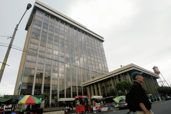 Finanzas será una de las entidades que será puesta a revisión. (Foto Prensa Libre: Hemeroteca PL)
