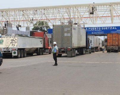 Las exportaciones son el principal ingreso del país. (Foto Prensa Libre: Hemeroteca PL)