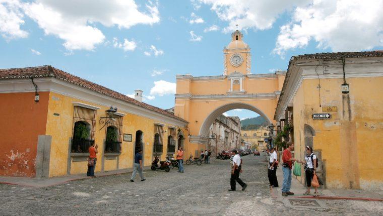 Antigua Guatemala es el destino más visitado y una de las razones por las cuales visitar el país. (Foto Prensa Libre: Hemeroteca PL)