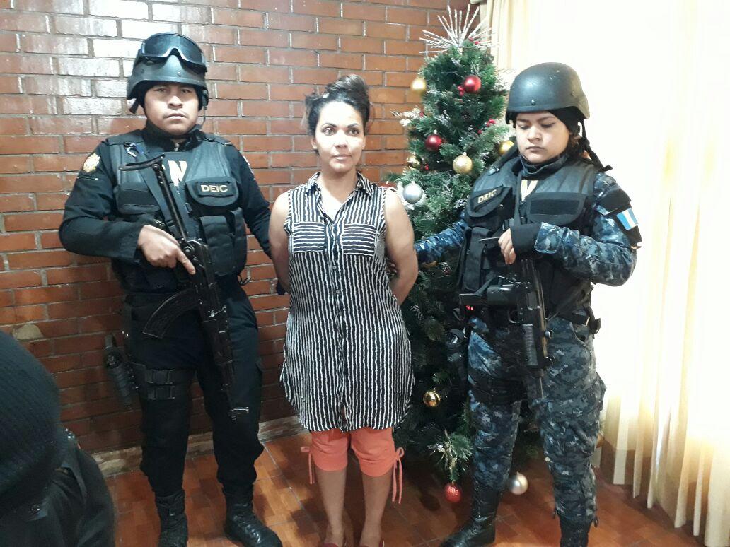 ¿Quién es la mujer que fue capturada dos veces en 10 días?