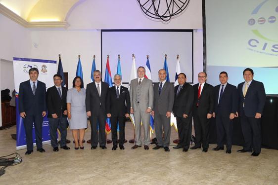 Guatemala asume Presidencia Pro Témpore del CISSCAD