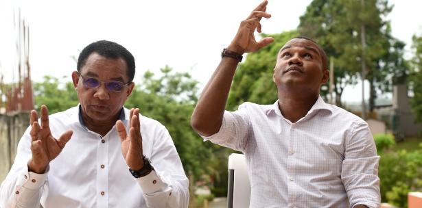 Félix Tito Trinidad pasa un mal momento por una demanda. (Foto Prensa Libre: cortesía: andre.kang@gfrmedia.com)