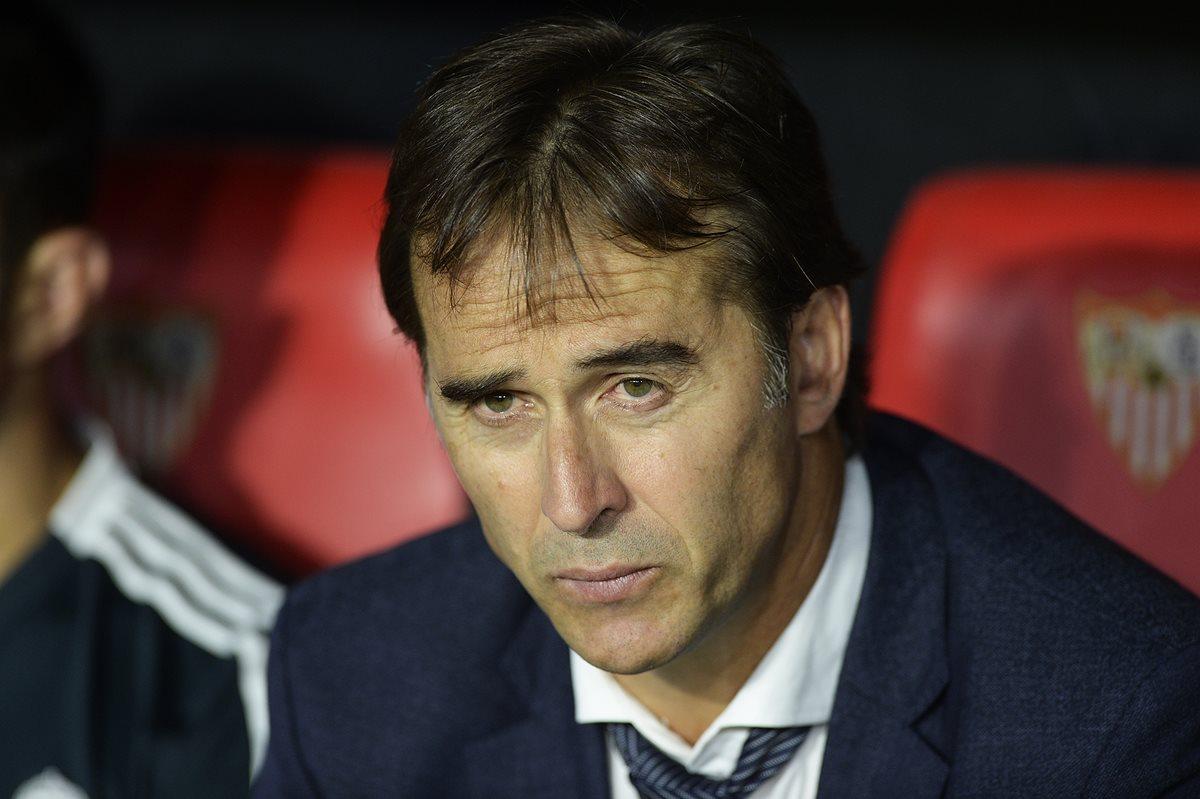 El Real Madrid quiere retomar el camino de la victoria después de la derrota contra el Sevilla. (Foto Prensa Libre: AFP)