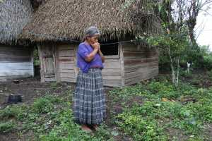 Drama y pobreza en Raxruhá