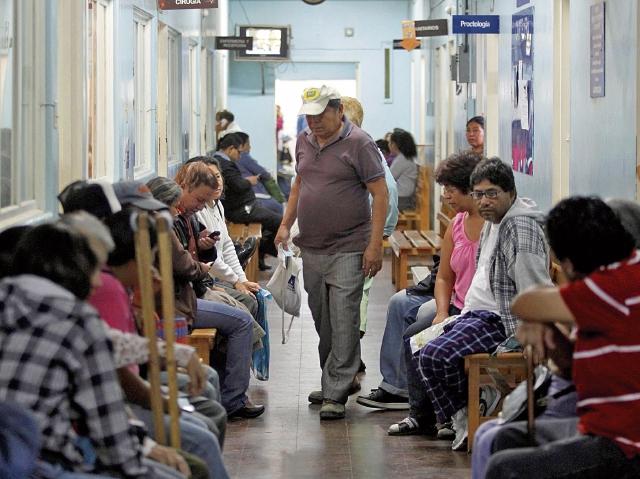 Hospital Roosevelt reinicia atención a pacientes