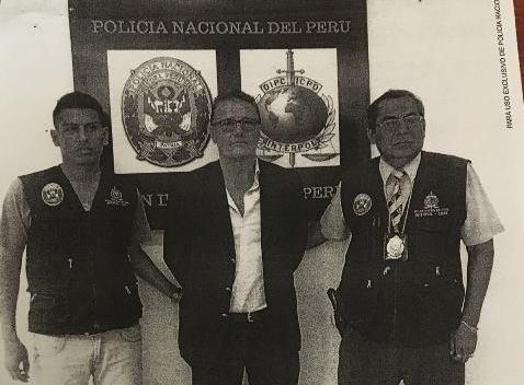 Exmilitar peruano es capturado por caso El Escobal