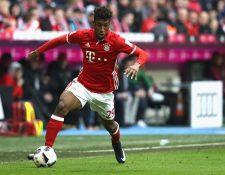 Kingsley Coman había cedido a la Juventus y volverá a ser parte del Bayern Múnich hasta 2020. (Foto Prensa Libre).