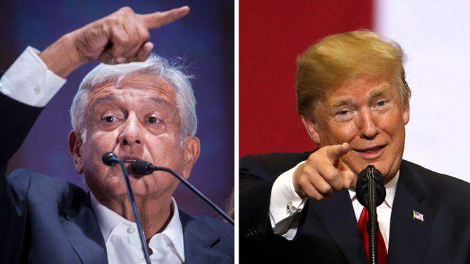¿Habrá cambios en las relaciones entre México y Estados Unidos tras la victoria de López Obrador en las elecciones presidenciales? (Getty Images)