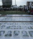 El 21 de junio se recuerda en Guatemala el Día Nacional contra la Desaparición Forzada. (Foto: Hemeroteca PL)