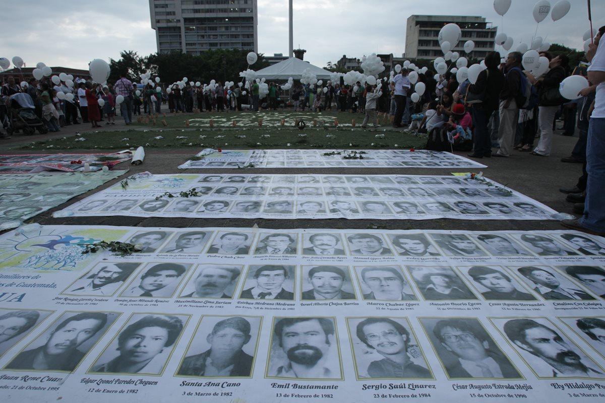 30 de agosto: Día de las Víctimas de Desapariciones