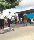 Al menos 20 personas han muerto este año en Colomba, Quetzaltenango, a causa de hechos violentos, y 40 han resultado heridas. (Foto Prensa Libre: Alexánder Coyoy)