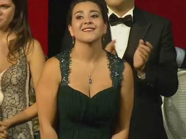La soprano guatemalteca Adriana González gana concurso en Viena