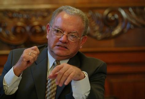 Eduardo Stein es un de los posibles sucesores para la Secretaría de la Organización de Estados Americanos (OEA). (Foto Prensa Libre: Archivo)