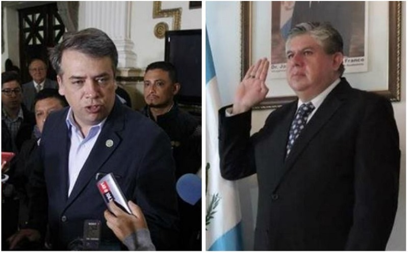 Edwin Escobar, presidente de la Anam, también preside temporalmente el Infom, puesto al que fue designado Isaías Martínez. (Foto Prensa Libre: Hemeroteca PL)